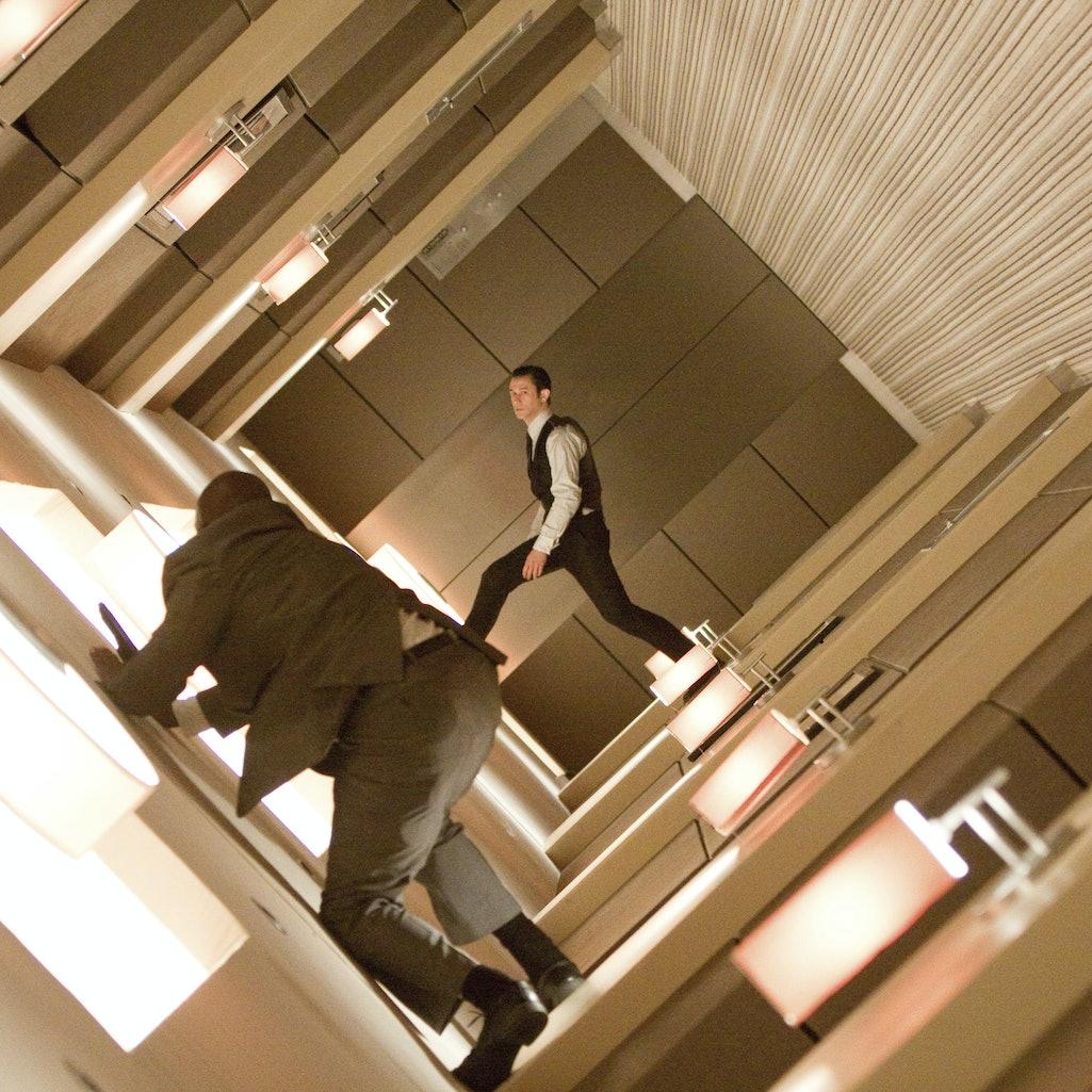Joseph Gordon-Levitt in 'Inception.'