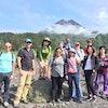 WOVOdat workshop fieldtrip at Mount Merapi