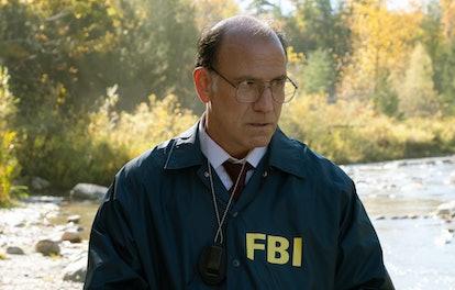 Agent Clark on Clarice via the CBS press site