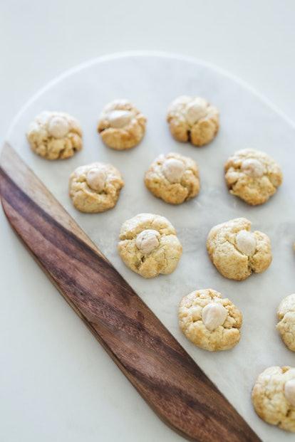 almond cookies lunar new year