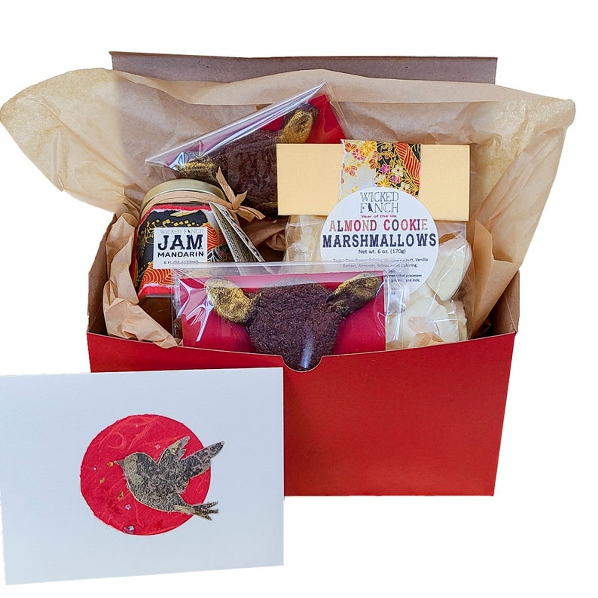 Lunar New Year Sweets Gift Box