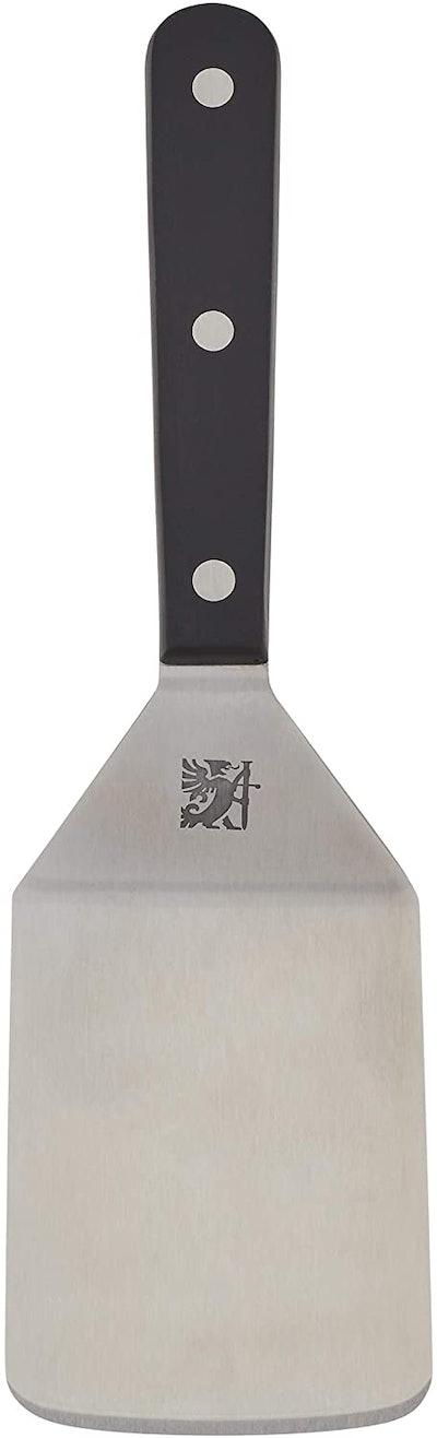 Sabatier Triple Rivet Stainless Steel Wide Turner