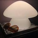 Mushroom lamp!