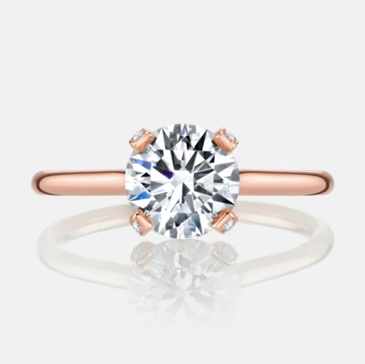 MINA Solitaire Engagement Ring