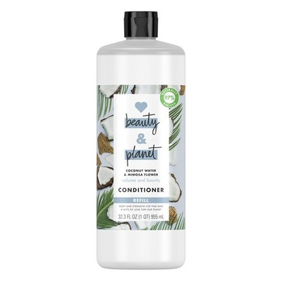 Coconut Water & Mimosa Flower Volume & Bounty Conditioner Refill