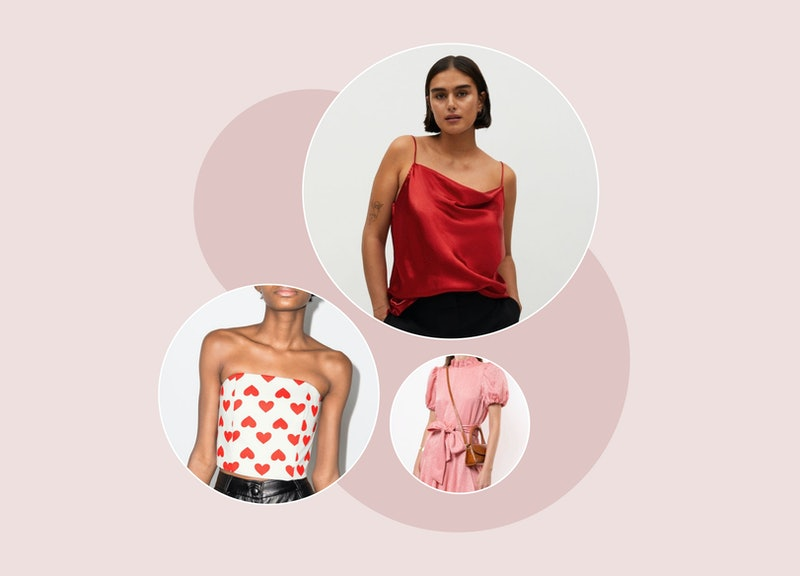 12 Red-Hot Valentine's Day Outfit Ideas That Are Perfect For Zoom