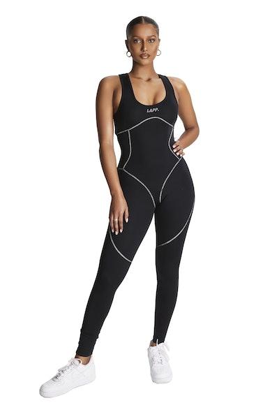 Body Contour Jumpsuit