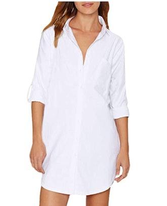 Auxo Casual Tunic Dress