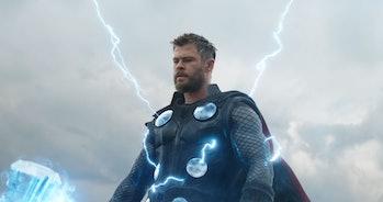 Marvel Thor WandaVision
