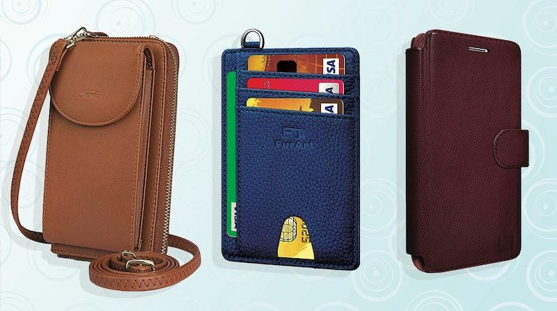 the best vegan leather wallets amazon