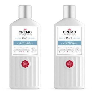 Cremo Barber Grade 2-in-1 Shampoo & Conditioner
