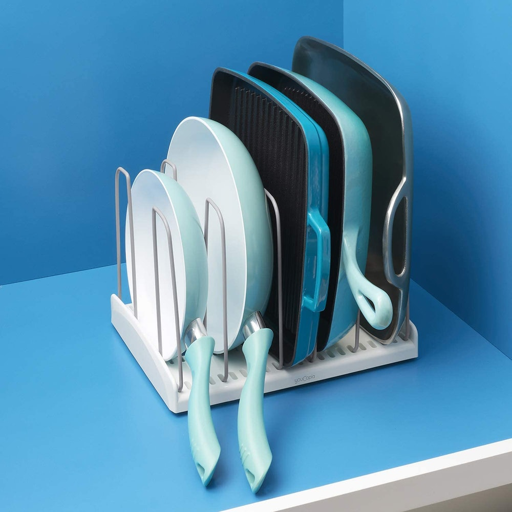 YouCopia StoreMore Adjustable Pan Organizer