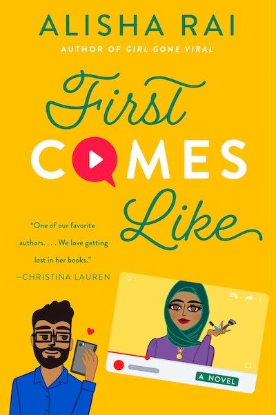 'First Comes Like' by Alicia Rai