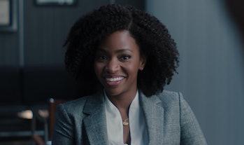 Teyonah Parris as Monica Rambeau in WandaVision Episode 4