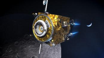 power propulsion element for lunar gateway image