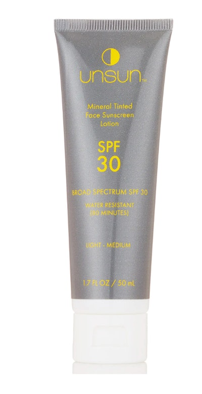 Mineral Tinted Face Sunscreen Lotion SPF 30