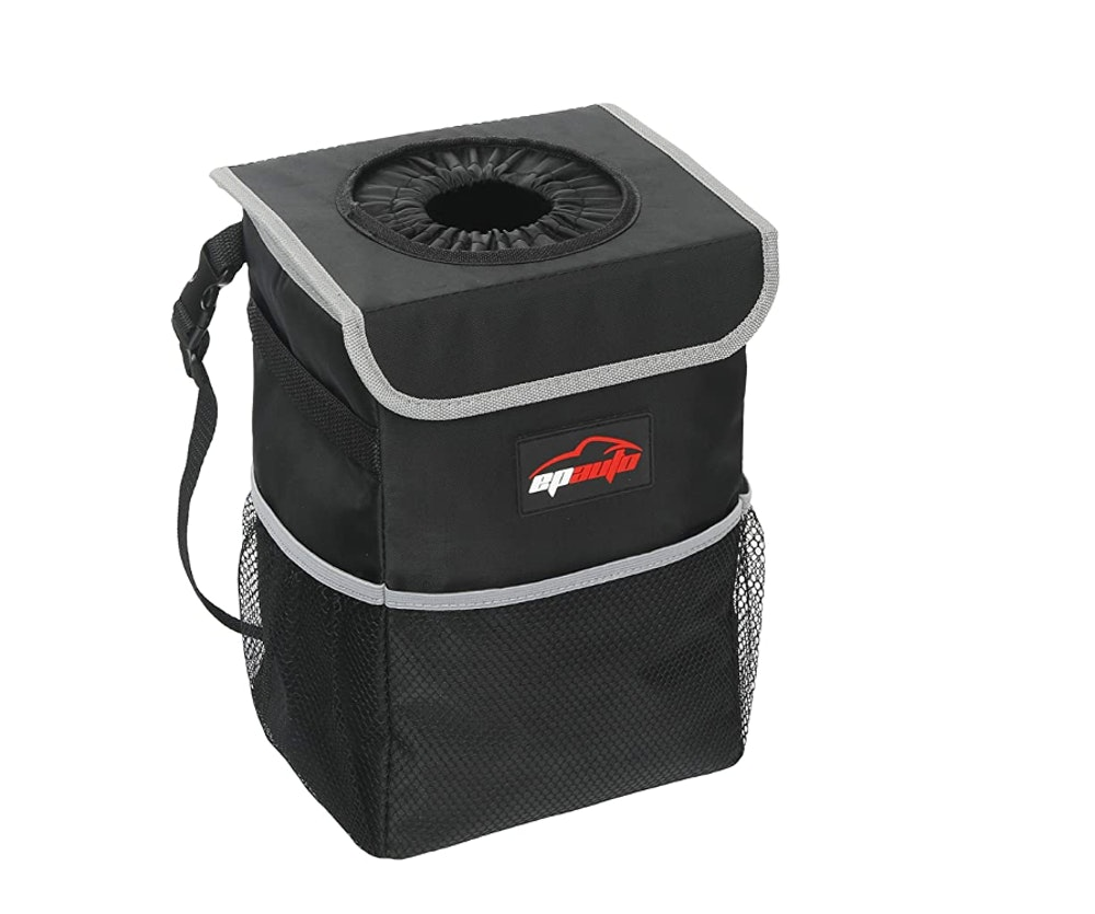 EPAuto Waterproof Car Trash Can