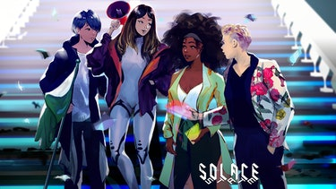 Promotional art for 'Solace State'