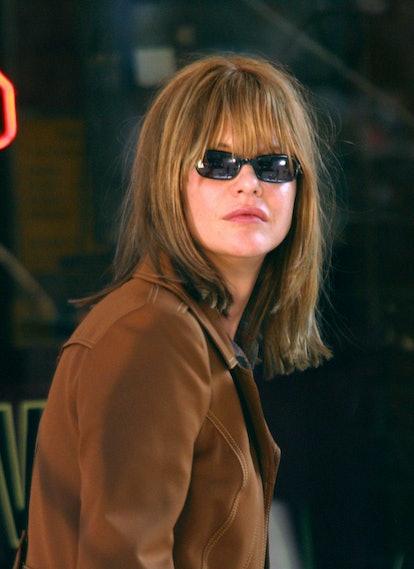 Meg Ryan in New York.