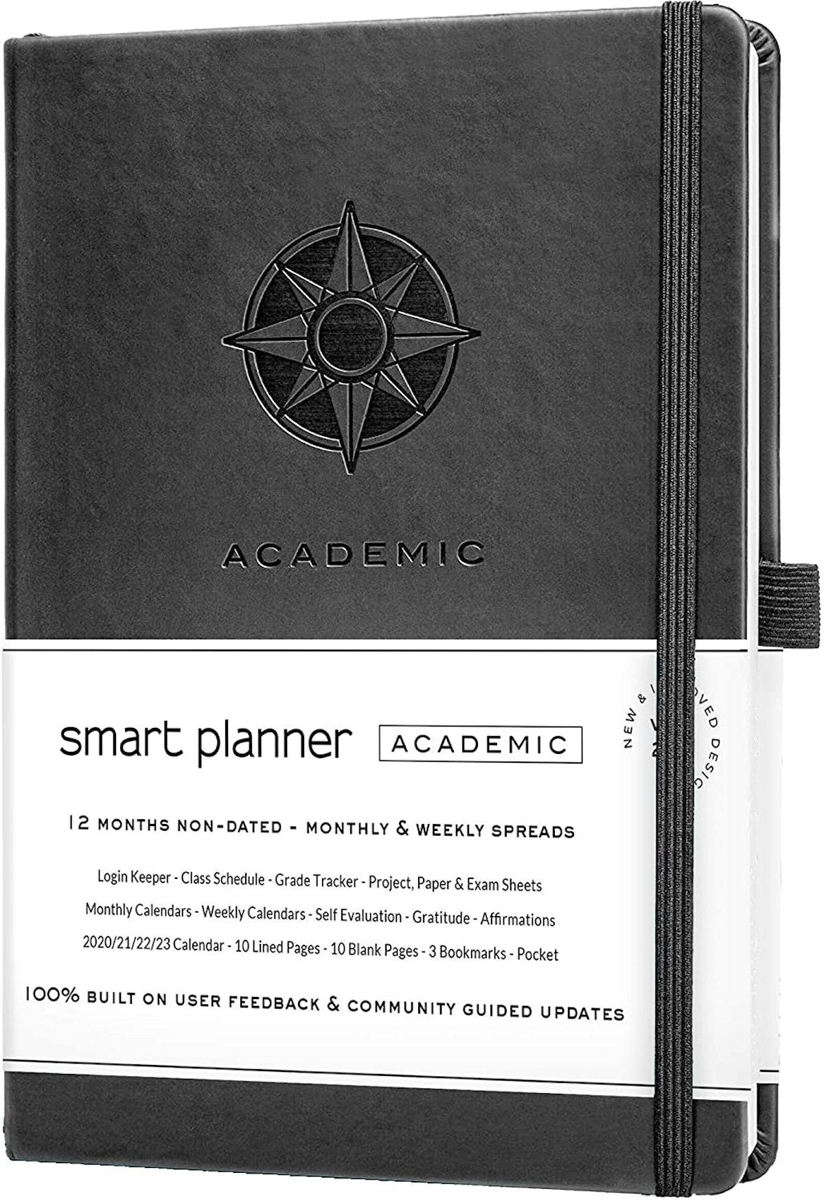 Smart Planner Undated Student Planner