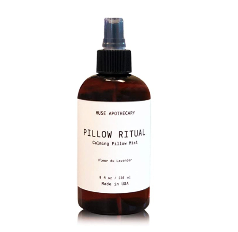 Muse Apothecary Aromatic and Calming Pillow Mist