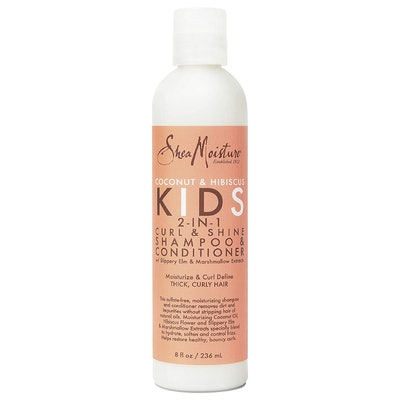 SheaMoisture 2-in-1 Shampoo and Conditioner for Kids