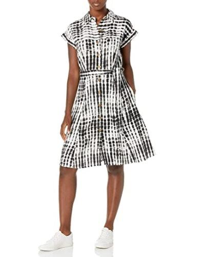 Calvin Klein Button Down Dress