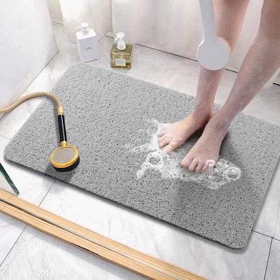 Asvin Soft Textured Bath Mat