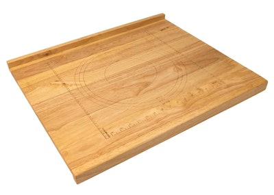 Zelancio Reversible Wooden Pastry Board