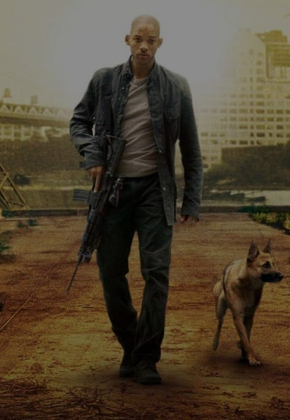 i am legend will smith peacock