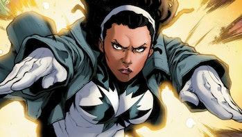 Monica Rambeau in the Marvel Comics