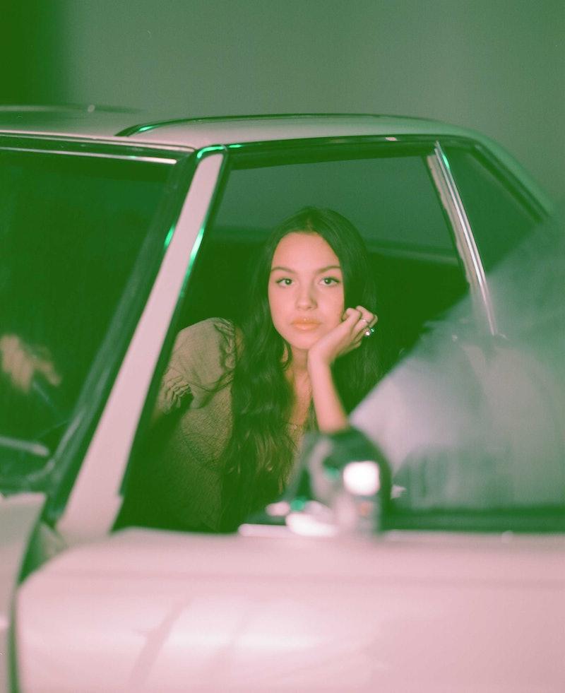 Olivia Rodrigo Shares Her 'Sad Girl Songs' Playlist. Photo courtesy of Olivia Rodrigo &Spotify
