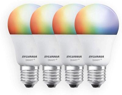 LEDVANCE SYLVANIA Smart Bulbs (4-Pack)