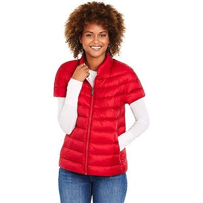 MARTHA STEWART Down Vest Jacket