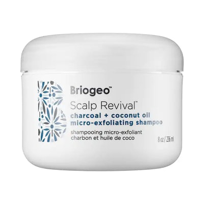 Scalp Revival Charcoal + Coconut Oil Micro-exfoliating Scalp Scrub Shampoo
