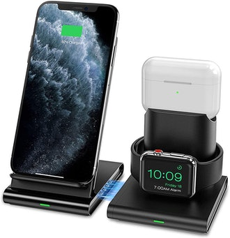 iSeneo 3-in-1 Wireless Charger