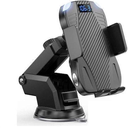 ENSFOUY Bluetooth FM Transmitter