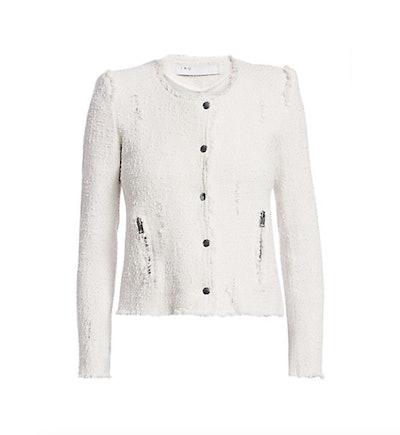 Agnette Tweed Jacket