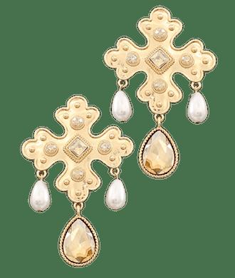 Saint Vincent Earrings