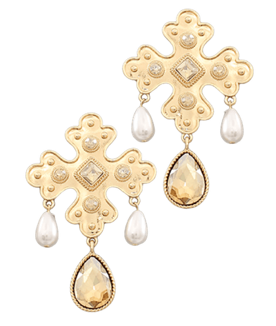 Saint Vincent Earrings