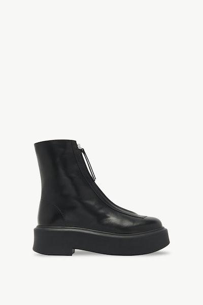 Zipped Boot 1