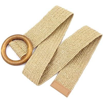 Cinlan Rope Braid Belt