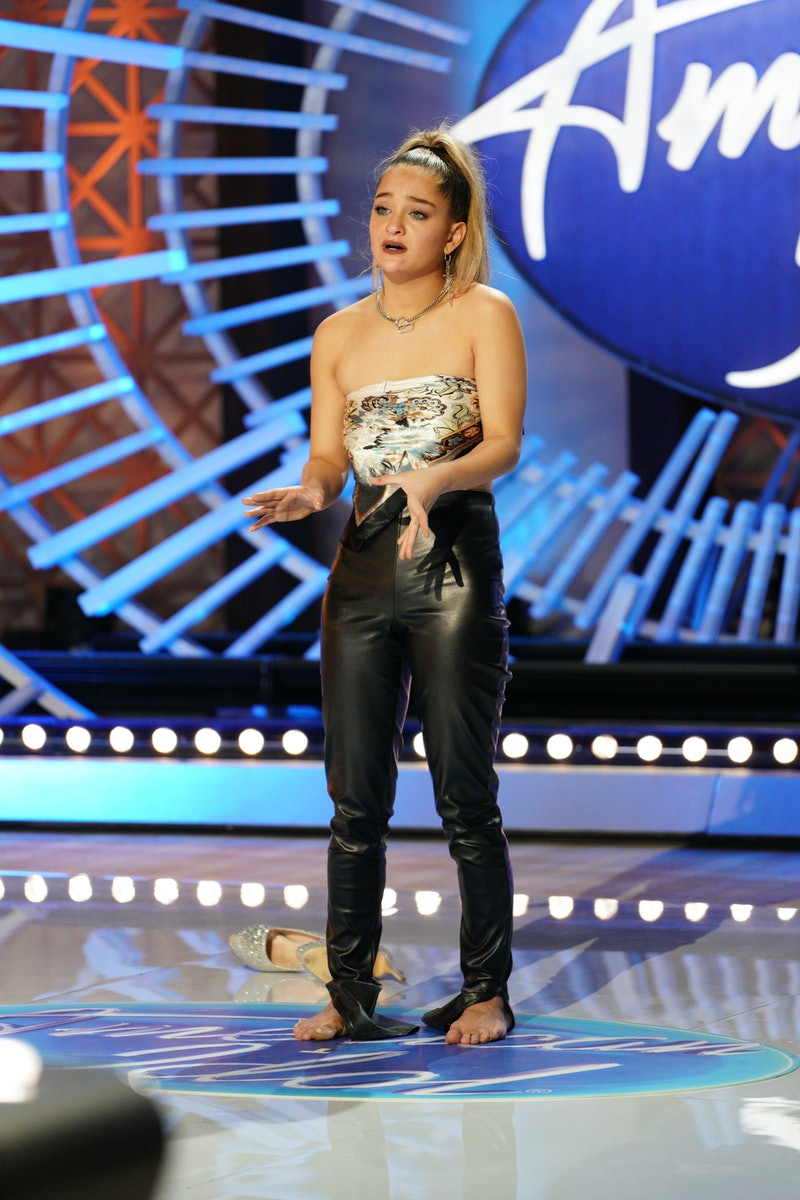 Claudia Conway's 'American Idol' audition via ABC Press Site