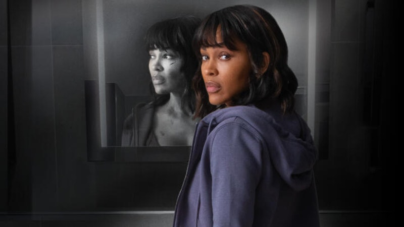 Meagan Good in 'Death Saved My Life' via Lifetime Networks press site.