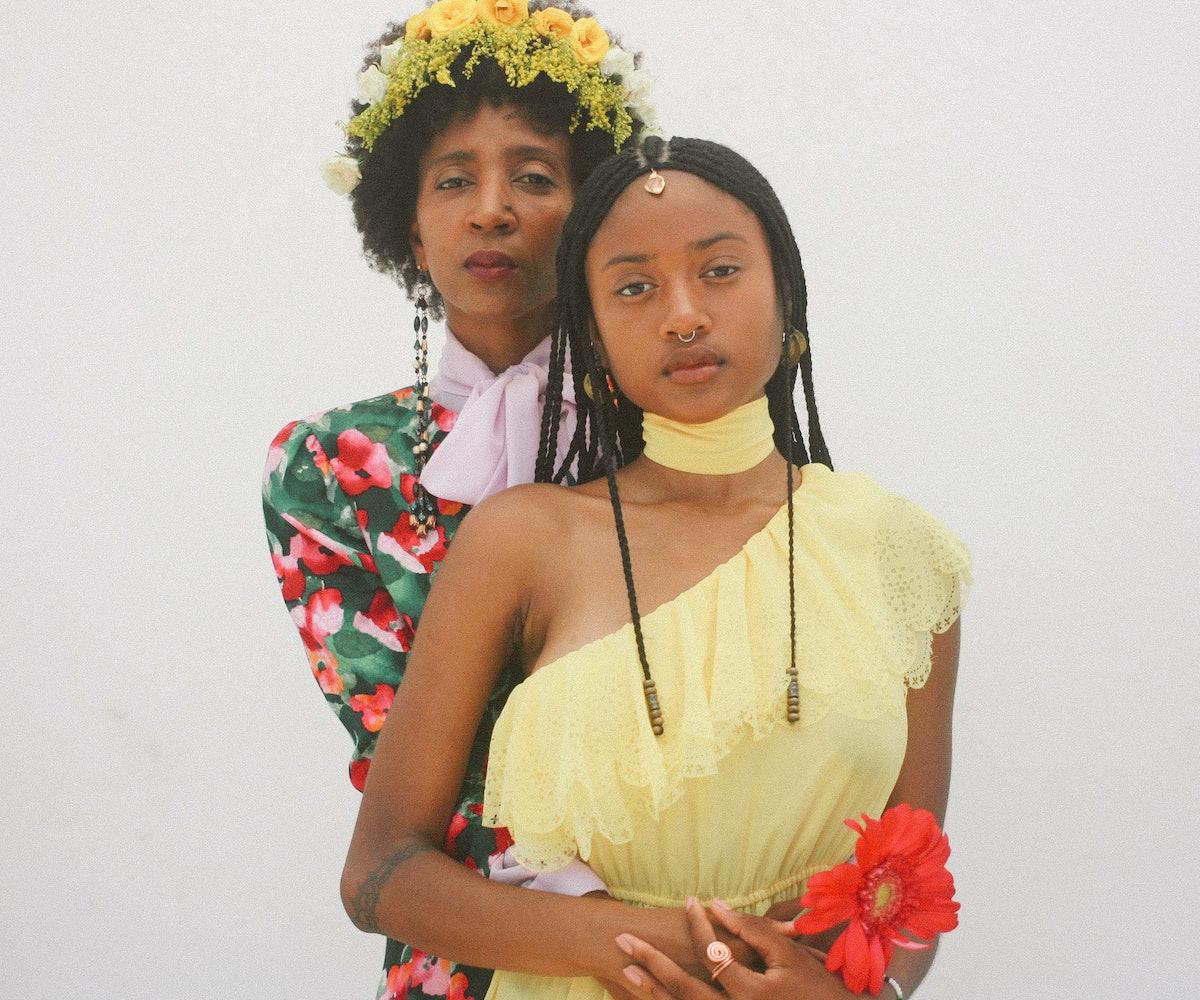 Akua Shabaka and Rebecca Henry of House of Aama.