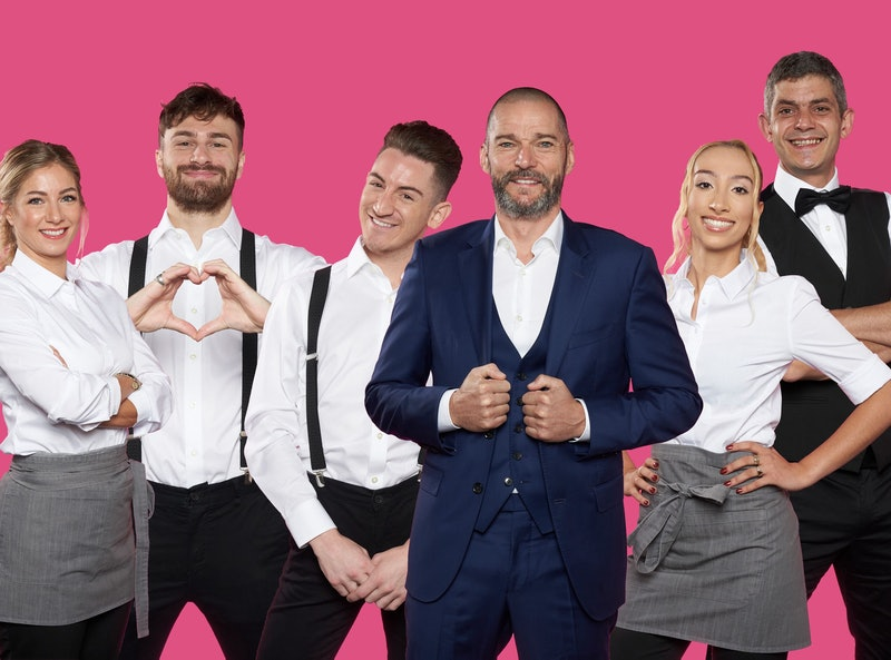 The cast of Channel 4's  'First Dates Teens'