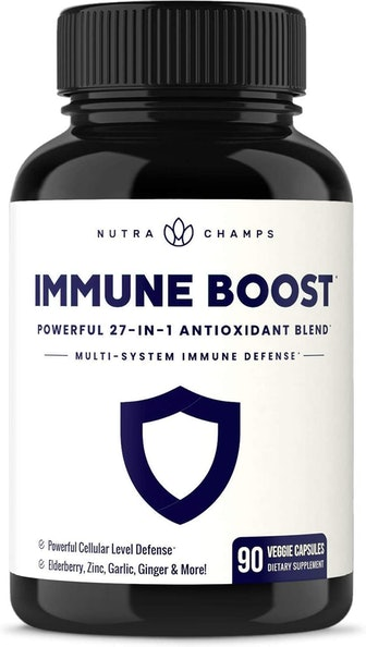 NutraChamps Immune Boost Support Supplement (90 Count)