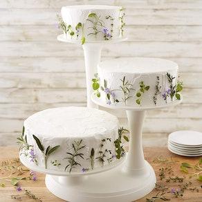 Wilton Pillar Style 3-Tier Dessert Stand