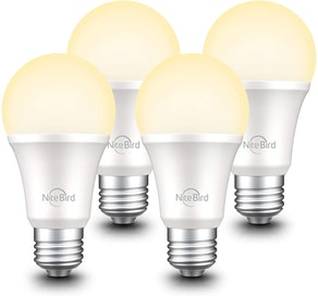 NITEBIRD Smart Light Bulbs (4-Pack)