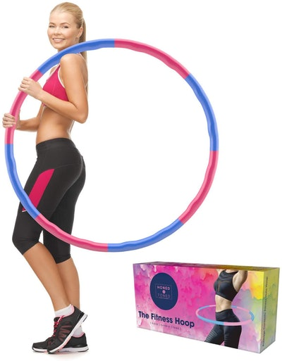 Bright Delta Ltd Weighted Fitness Hula Hoop
